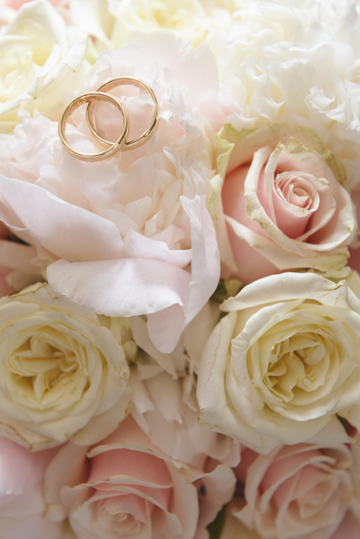 wedding packages with roses