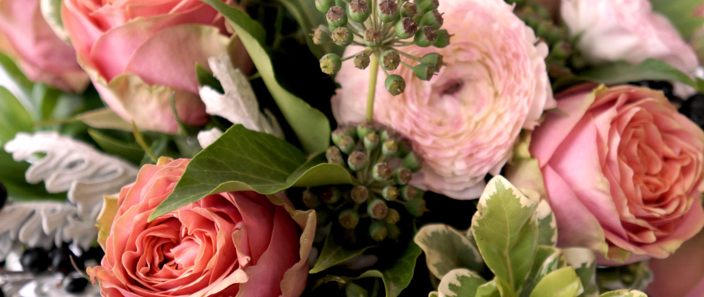 сватбени пакети с рози