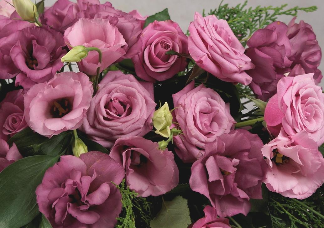Сватба в розово